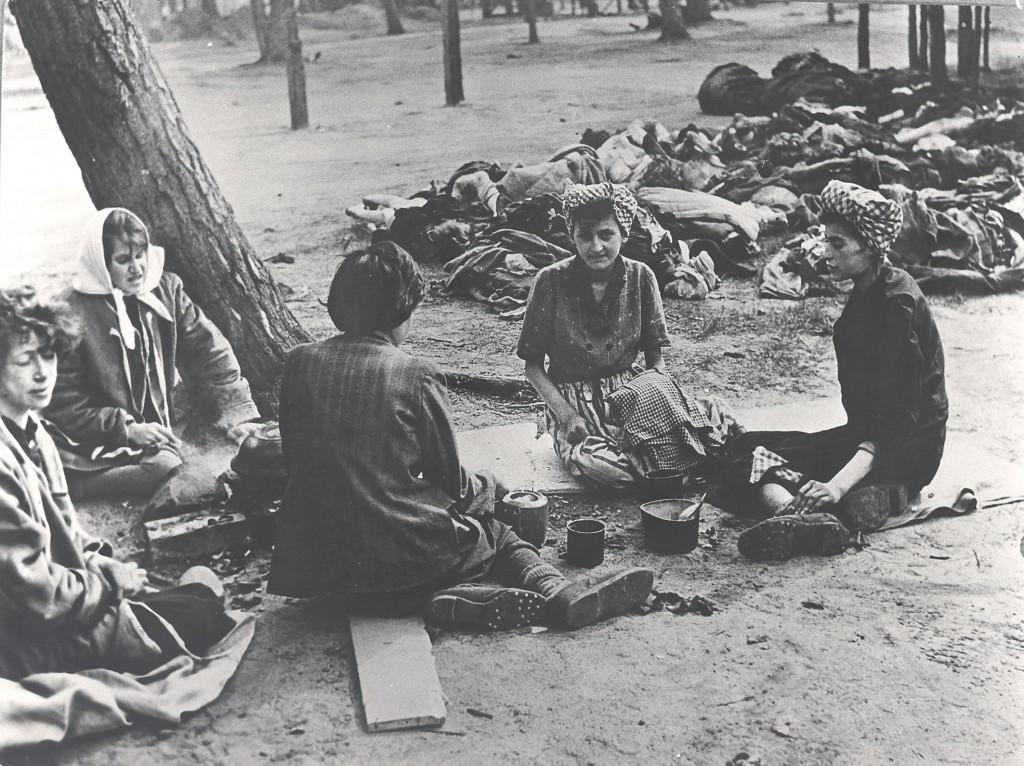 Photographie d'archive Bergen-Belsen 2