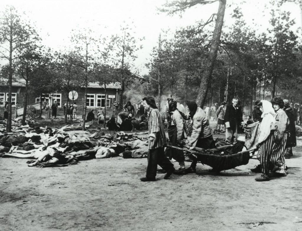 Photographie d'archive Bergen-Belsen 5